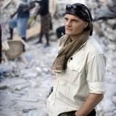 Harald Henden in Haiti in 2010 Foto:  Jan Grarup