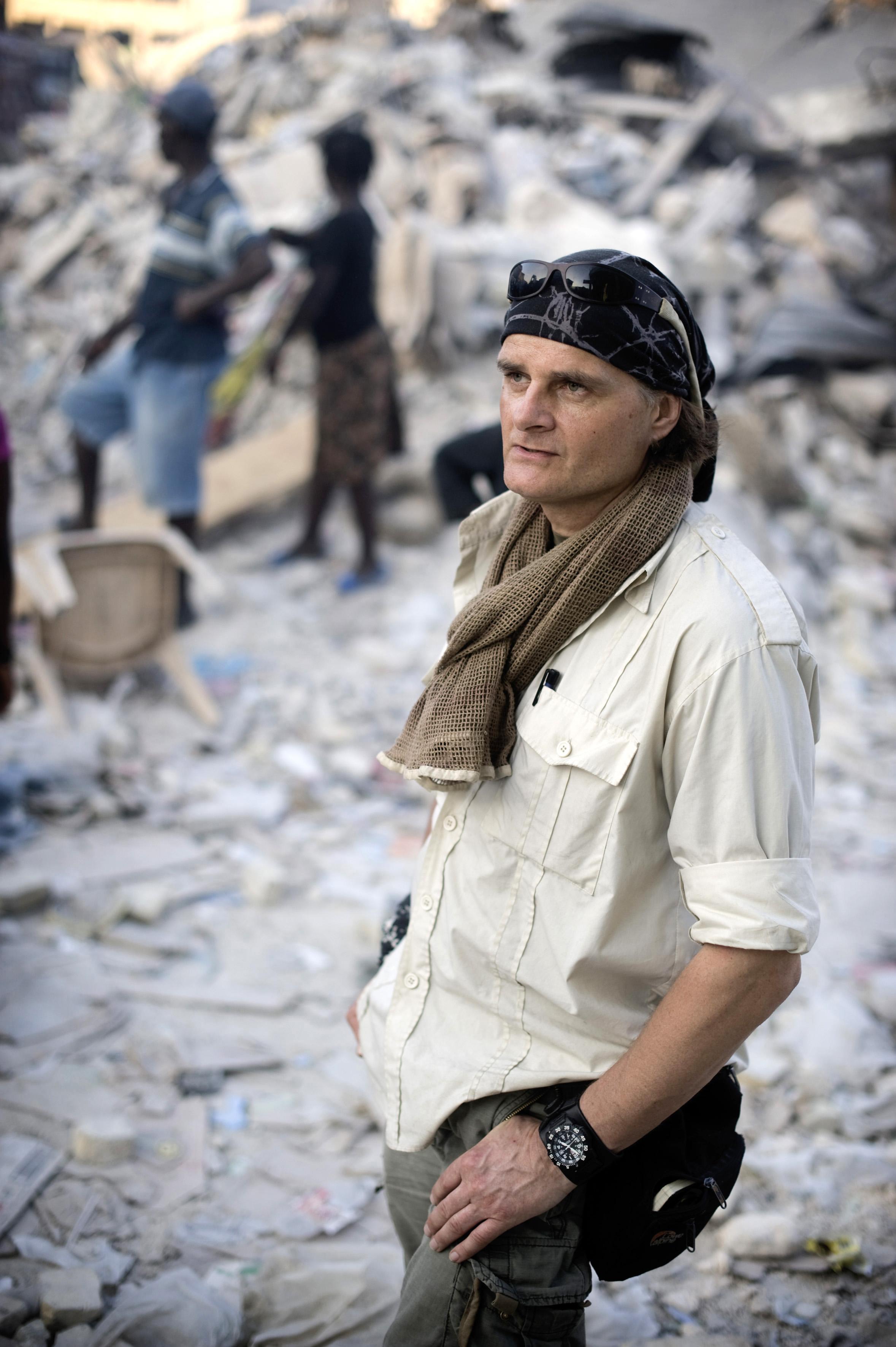 Krigsfotograf Harald Henden - I krig og ensomhet
