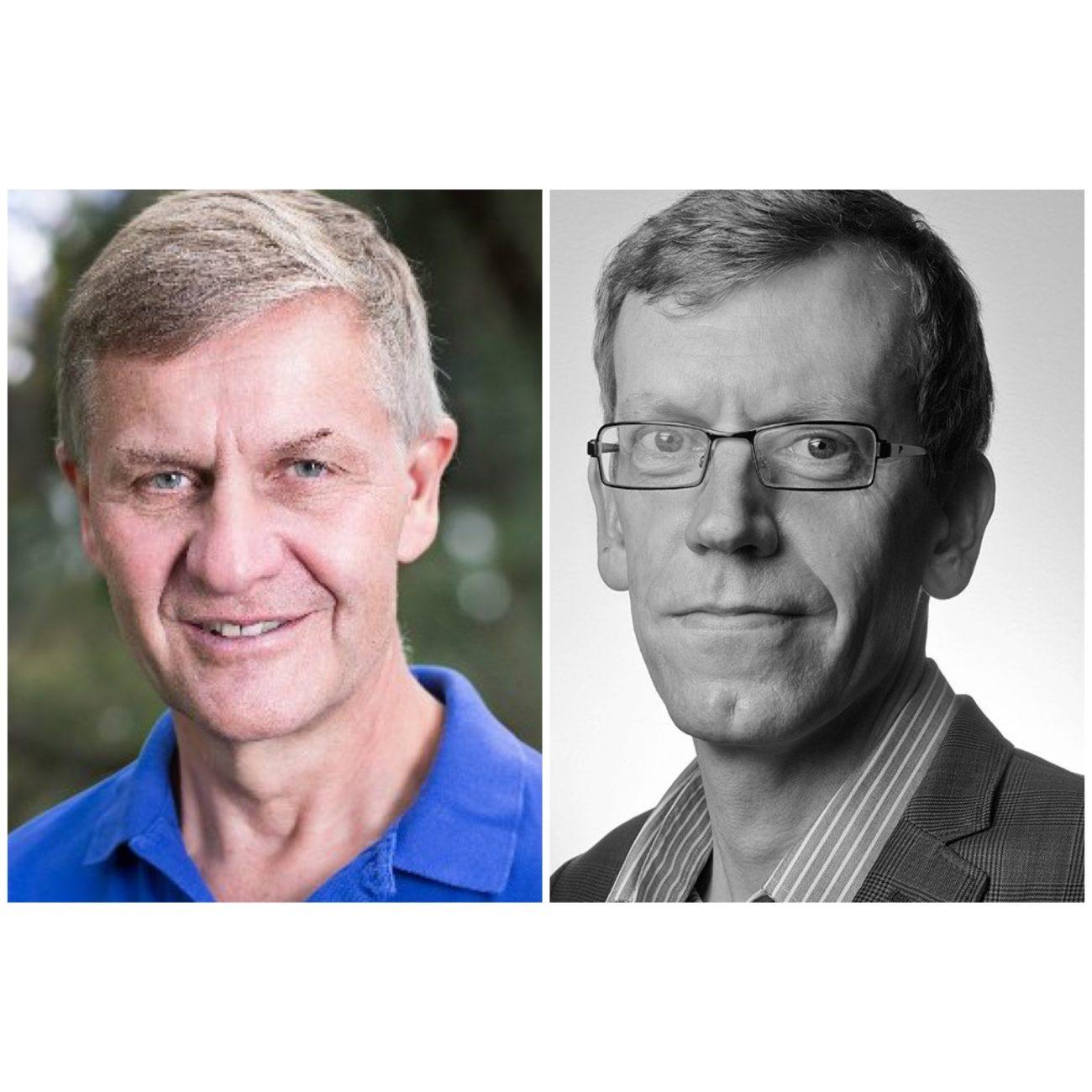 Kokt klode — alarmen går! Med Erik Solheim og Kjetil Alstadheim