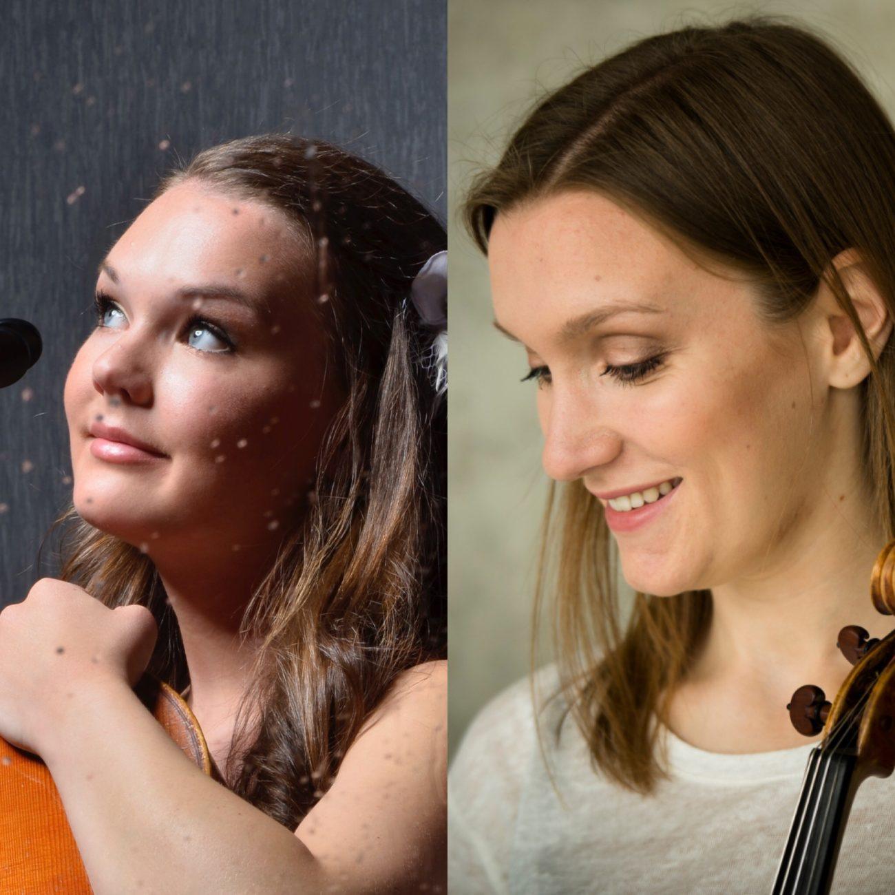 Klassisk konsert med Sandra Lied Haga og Guro Kleven Hagen