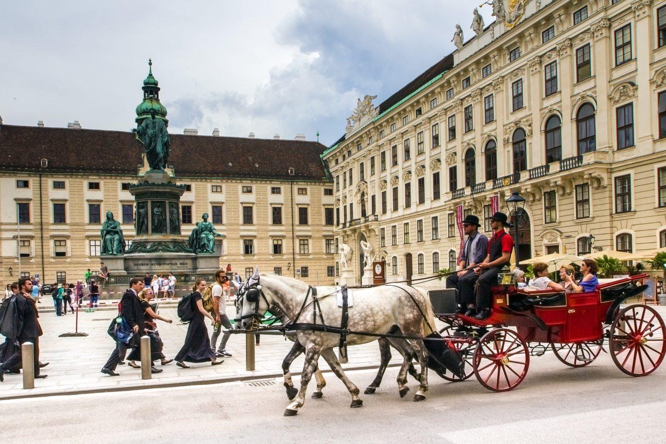 Keiserbyen Wien