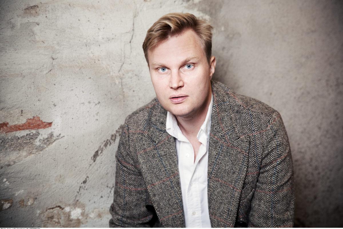 Bilde av forfatter Martin Svedman