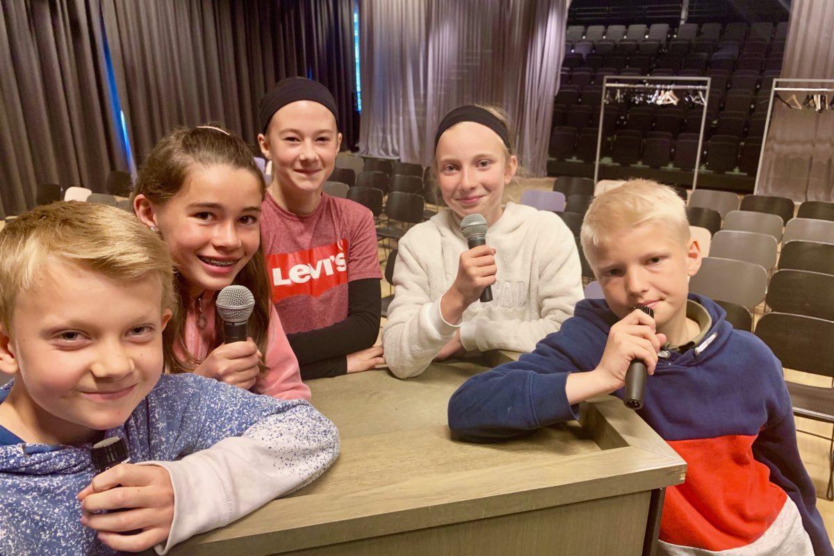 Barna ved Rødsmyra skole skal grille politikerne 3. september