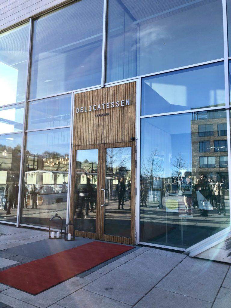Restaurant Delicatessen i Fredrikstad