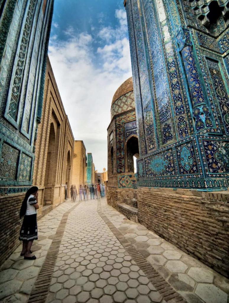 Samarkand, Uzbekistan. Foto: Jama Sadikov / Wikimedia Commons