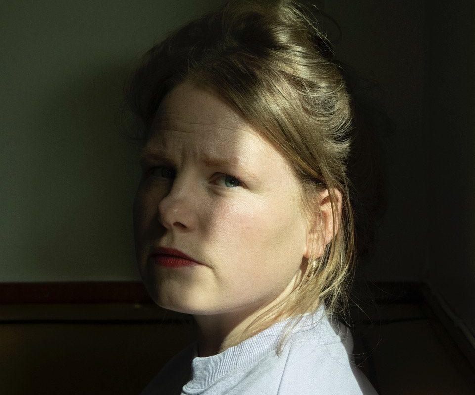 Dette bildet er av Victoria Kielland